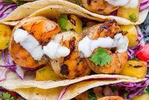 FOOD: recipes / by Renée Kyrias-Gann