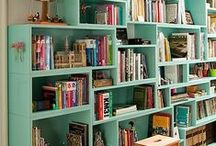 Shelving & Storage / Shelving and storage inspiration for the hoarding inclined. / by try-whistling-this