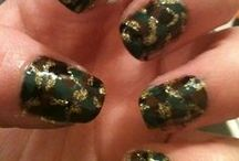 nail styles / by Beth Zentner