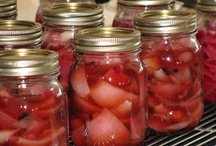 canning~dehydrating~food storage / by Blanche Peterson