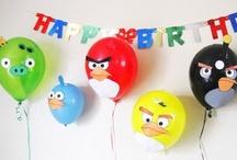 Angry Birds Party / by Kim Swezey