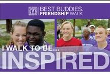 Best Buddies Friendship Walk / The Best Buddies Friendship Walk is a fun-filled community fundraiser to support your local Best Buddies programs of inclusion. Our friendship, integrated employment and leadership programs educate people with and without intellectual and developmental disabilities (IDD) to be advocates for social inclusion in your community. Visit www.bestbuddies.org/walk for more information.