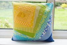 sew: projects: pillows / by MayMay