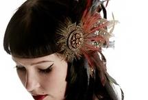 Headdresses & Feathery Stuff / Headdress & Feathery Inspiration. Handmade Feather & Floral Headdresses by SparkleKitten. / by SparkleKitten