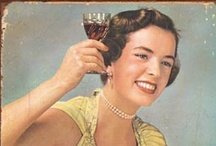 Vintage Ads & Others Ilustrations / posters, anúncios, impressões, cartazes, ilustrações