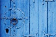 Blue & Bleu & Azul, Azul da Cor do Céu  / o que eu gosto em azul :)