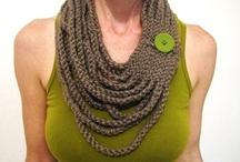 knit&crochet / by Angelina Davis