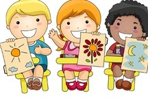 School Days- Preschool/Kindergarten / by Kim Swezey