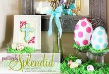 HOLIDAYS: Easter / by Crazy Daze Designs