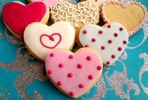 Receitas & Recipes - Bolachinhas & Biscoitos & Cookies & Crackers / Receitas e Decoração de bolachas