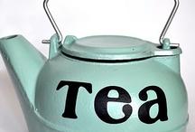 Chá para todos & Tea time