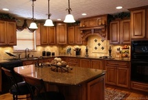 Kitchens and Kitchen Accessories / I dream of my future kitchen... / by Jenny Gandert