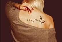 Tattoos / by Anna Brunton