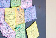 School Days- Elementary / by Kim Swezey
