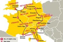 euro trip - planning!