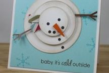 GIVE THIS: Christmas Cards / by Crazy Daze Designs