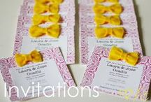 EVENTS: Baby Showers / by Crazy Daze Designs