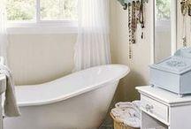 HOME: Bathroom Designs / by Crazy Daze Designs