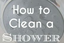 CLEAN: Bathroom / Bathroom cleaning tips & tutorials / by Crazy Daze Designs