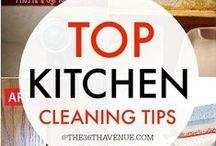 CLEAN: Kitchen / by Crazy Daze Designs