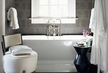 Bath + Linens / by Katie Brown
