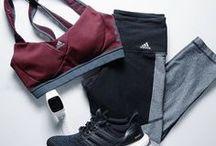 Fashion - Sporty Style