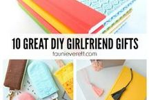 GIVE THIS: Gifts for Her / by Crazy Daze Designs