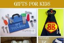 GIVE THIS: Gifts for Kiddos / by Crazy Daze Designs