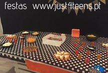 Decorações Festas Aniversário / Decorações personalizadas, temáticas, coloridas e muito mais.