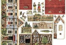Craft: Doll house / by Larisa Odessky