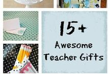 GIVE THIS: Teacher Gifts / by Andi McDonald