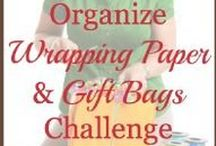 GIVE THIS: Organizing & Planning / by Crazy Daze Designs