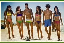 World Cup 2014 / Sol do Brasil: discover our capsule collection dedicated to World Cup 2014!