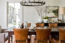 Dining Rooms / by Katie Brown