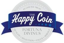 Coins / Buyers and Sellers of Rare & Unique Gold & Silver Coins from TheHappyCoin.Com
