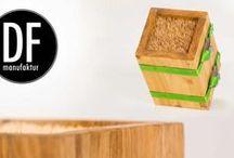 DF Produkte aus Holz