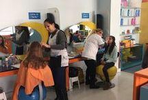 Festa just4SPA / Festas de aniversário SPA com penteados, maquilhagem, manicure e muito mais