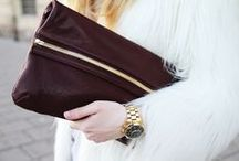 Purses, Bags, Clutches, oh my! / Bags are a girls bestfriend.