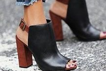 """Happy Feet / We are firm believers in the saying """"You can never have too many shoes"""""""