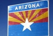Places I've Been - Arizona