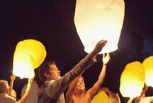 Sky Lanterns / Sky Lanterns AKA wish lanterns have been an Asian tradition for over 2000 years. Made popular in the movie Tangled in the west. Perfect for a remembrance event and weddings. http://weddingsparklersusa.com/category/sky-lanterns/ Follow this board for creative ideas using sky lanterns. / by Wedding Sparklers USA