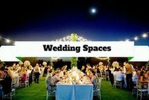 Wedding Spaces / Beautiful wedding spaces pinned from the internet.  / by Wedding Sparklers USA