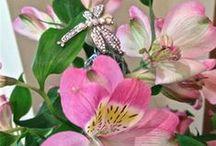 Interesting florals & textures / Florals