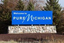 Michigan! <3  / by Catherine Strehl