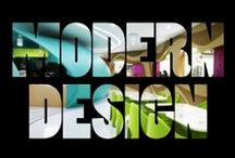 design | modern / con·tem·po·rar·y/kənˈtempəˌrerē/ Adjective:	 Living or occurring at the same time... that's how I roll.