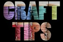crafts | tips + misc / This is where you'll see helpful craft tips and hits...and where I dump it all when I don't have a spot... sift through and enjoy!
