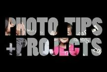 photo | tips + projects