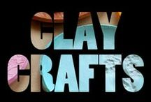 crafts | clay / Projects using clay, porcelain, cement, plaster, ceramic concrete, etc...