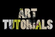 art | tutorials + inspiration