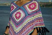 Clothes - Crochet Inspiration / DIY and inspiration / by Christy Walcher